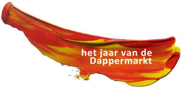 jaar van de dappermarkt logo zonder webadres