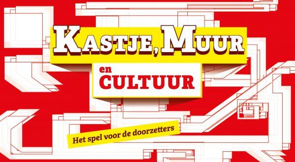 Uitnodiging Kastje, Muur en Cultuur