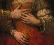 Joodse Bruidje_Rembrandt
