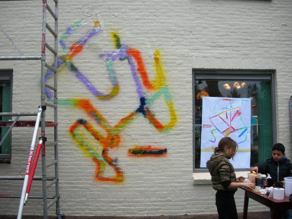 ACCU muurschildering4